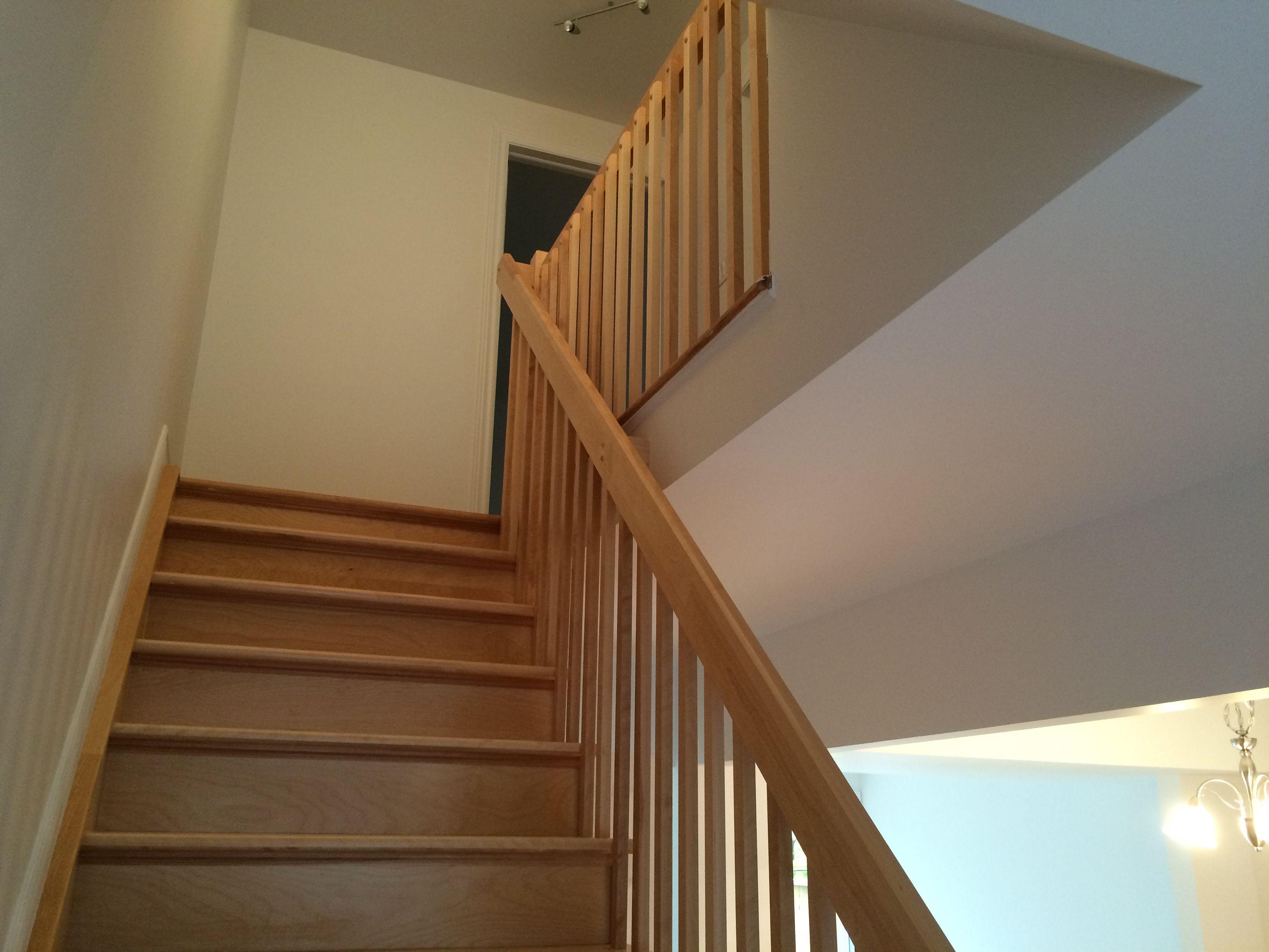 escalier et rampes